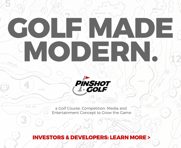 Golf Made Modern: PinShot Golf