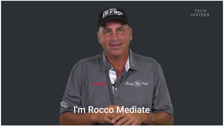 Rocco Mediate describes PinShot Golf